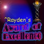 ^Rayden's Honorary Award