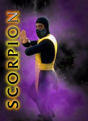 mortal kombat scorpion pictures. mortal kombat 2011 wallpaper